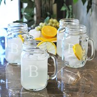 Personalized Mason Jars